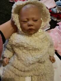 Reborn baby and accessories