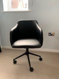 Dwell Black Office Chair