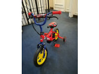 Kids bikes (3-5years) in a very good condition