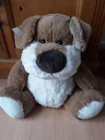 Cuddly Dog Toy