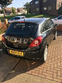 Vauxhall corsa excite 1.2 64 plate