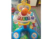Vtech sit to stand music centre. Used but excellent condition