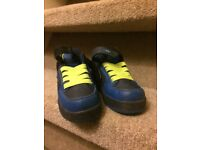 Heelys blue boys good condition just not been used a lot