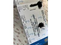 x2 Jimmy Carr tickets