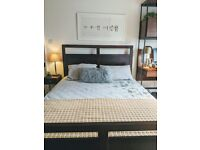 King-sized bed for sale