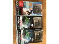 Action cameras HD 1080p