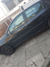 VW GOLF 1.4 54 PLATE SPARES & REPAIRS