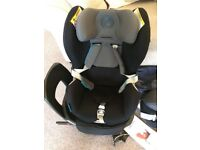 Cybex Platinum Sirona Car Seat Group 0+/1