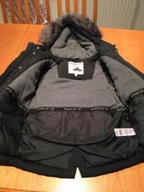 M&S boys winter coat