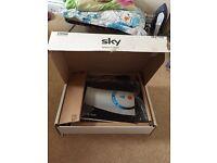 SKY+HD box (Brand new)