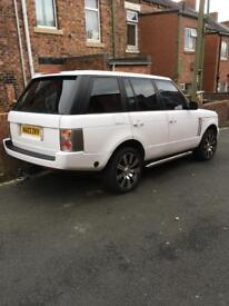 Range Rover *LPG Conversion* V8