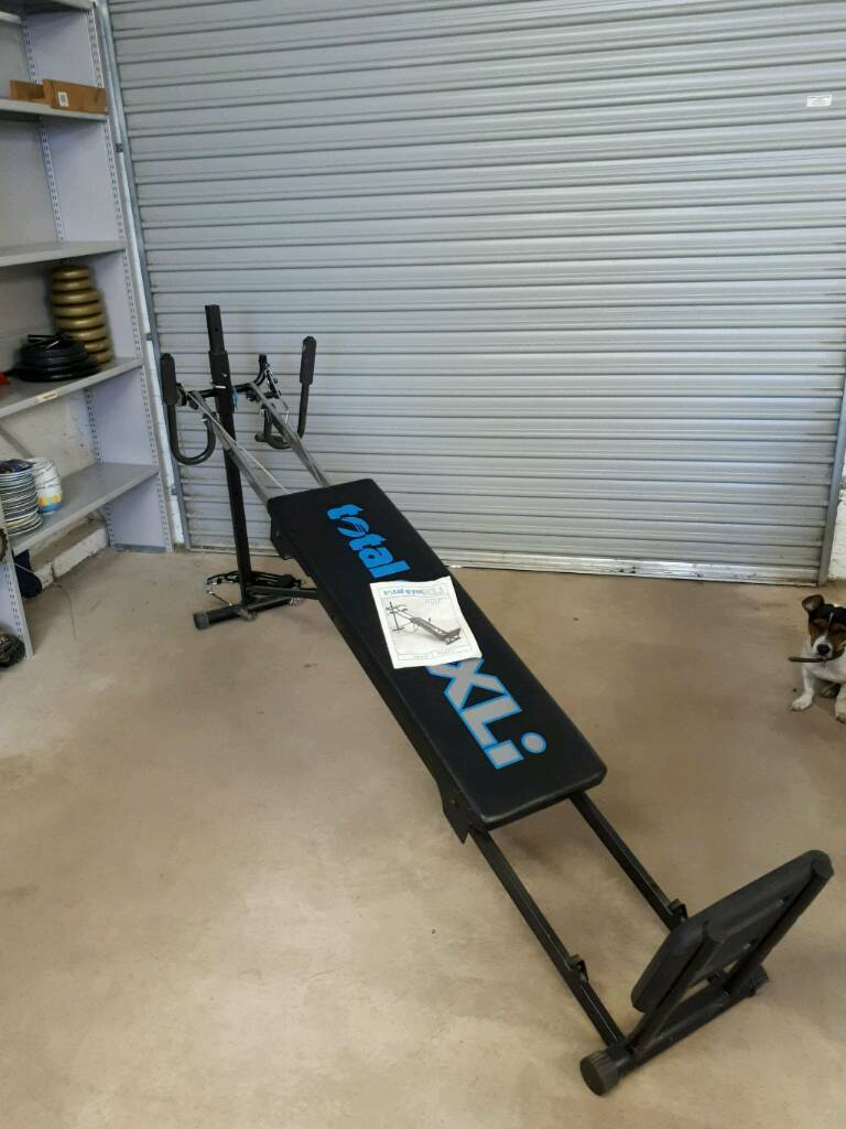 Total Gym Xli for sale