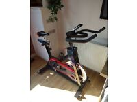 We R Spinning Bike for £120