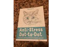 Anti-Stress Dot-to-Dot Book