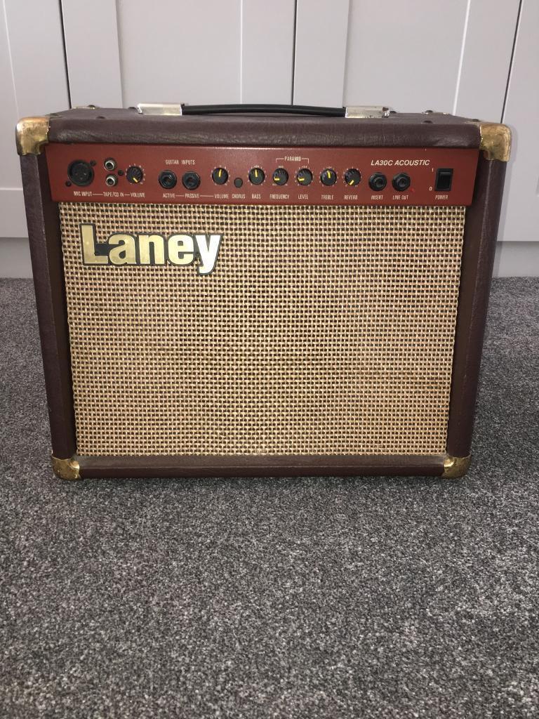 Laney LA30C Acoustic Amplifier