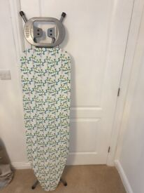 For sale almost new Ironing board.