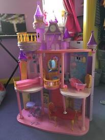 Ultimate Princess dream castle 3 feet tall