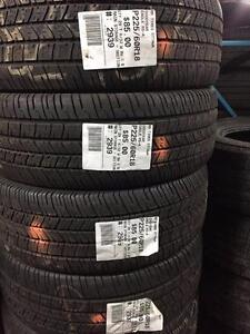 225/60/18 Goodyear Eagle RS-A (All Season)