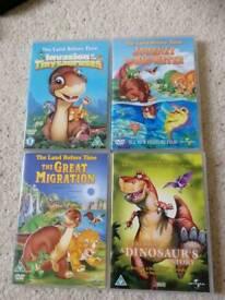Dinosaur cartoon films