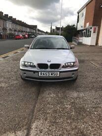BMW 320d 150 hp