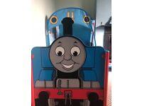 Thomas the Tank toddler bed VGC