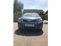 REDUCED Totota Avensis T4 D-4D, TOP SPEC SAT NAV AND LEATHER SEATS