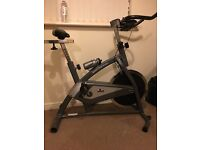 Body Sculpture BC4626 Pro Racing Spin Bike