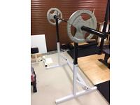 PowerLine Squat / Bench / OHP Rack