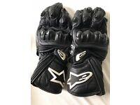 Alpinestars gp plus gloves Small Size 7