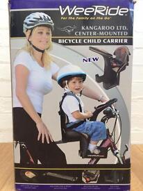 WeeRide Child Front Bike Seat