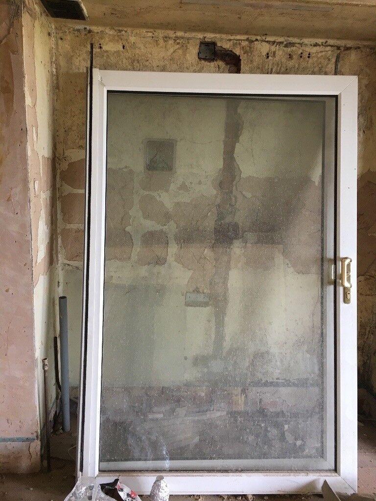 Upvc patio sliding doors with lock and key | in ...