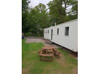 HAGGERSTON CASTLE PRIVATE HIRE HOLIDAY HOME CARAVAN PARK PLEASE LOOK AT DATES BEFORE CONTACTING ME
