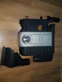 Mk5 gti edition 30 engine cover + pipes