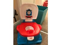 Thomas the tank engine reward singing potty