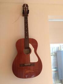 Vintage 1970s Eko Colorado acoustic guitar