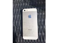 2nd hand iPhone 5s good condition with box and charger (no earphones)