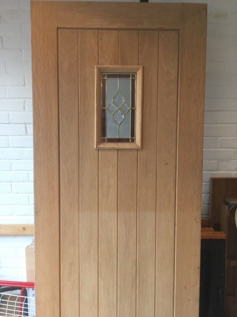 Amazing Oak Cottage Style External Door In Ringwood Hampshire Gumtree Beutiful Home Inspiration Xortanetmahrainfo