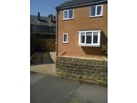 Crookes S10 Two Double Bedroom Semi-Detached House with Driveway and Front/Rear Gardens
