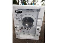 NEFF Integrated Washer/Dryer model V6540X0GB Brand New. With 17 mons warranty.
