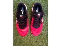 Nike metcon ,training ,running fitness 7.5
