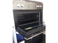 Beko intergrated oven and hob