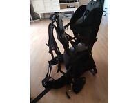 Sherpani Rumba ultralight baby carrier,£50