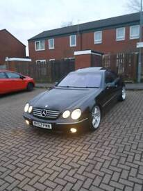 Mercedes CL500 V8 Coupe