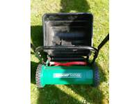 Qualcast panther lawn mower Manual (Push Pull)