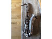 Vintage melody C saxophone
