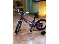 """Specialized Hotrock 16"""" bike in excellent condition"""