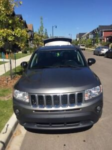 2013 Jeep Compass 2.4 loaded must sell moving
