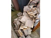 Wood for Burner