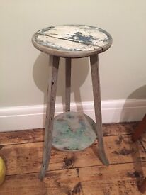 Antique table/stand