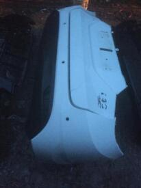 Genuine Hyundai I40 rear estate front bumper can post